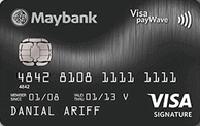 Maybank Visa Signature