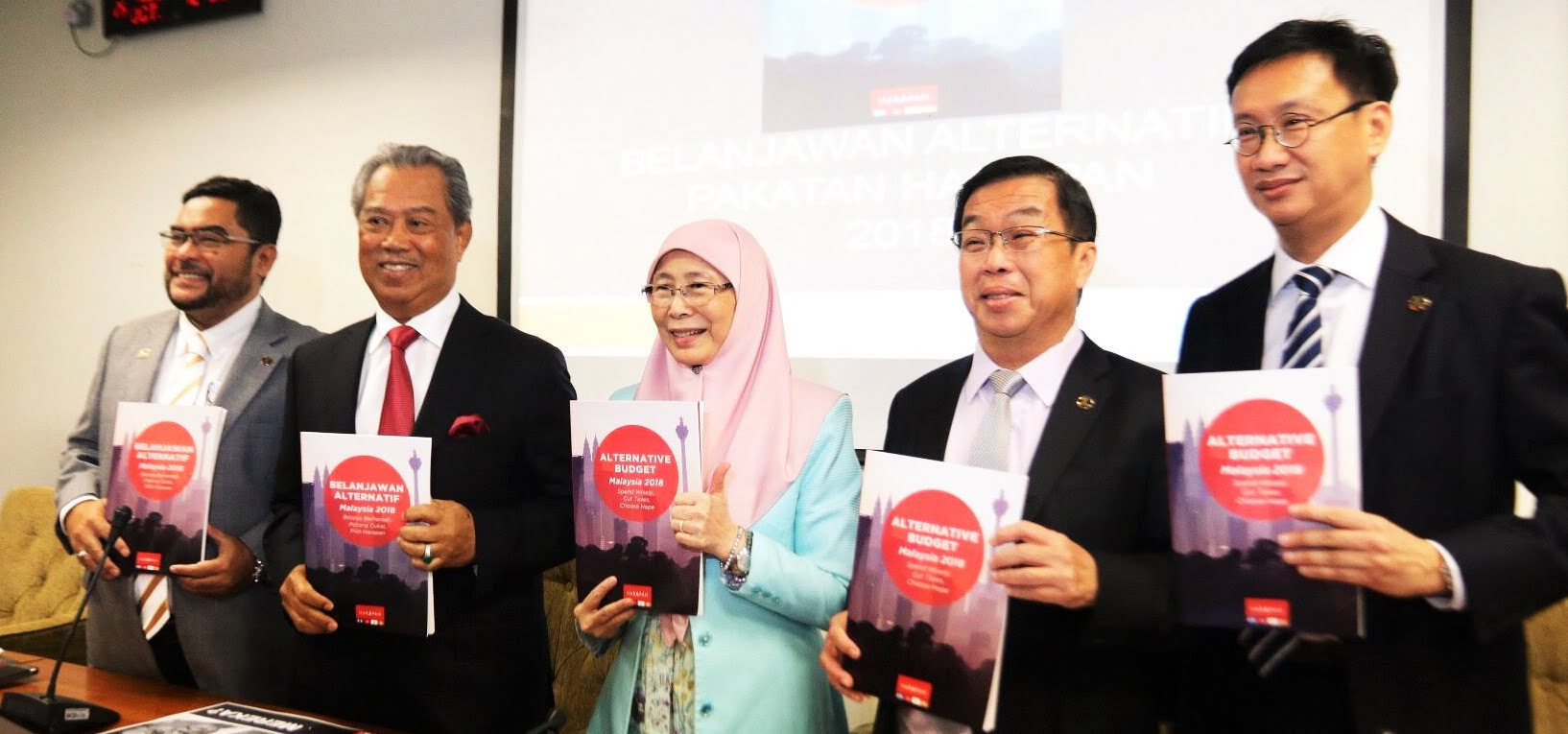 The Pakatan Alternative Budget: Idealistic Or Realistic?