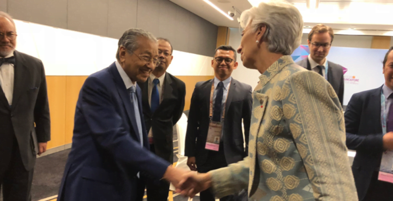 IMF Keen To Learn From Malaysia's Financial Reforms
