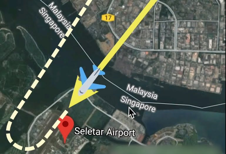 Transport Minister Explains Opposition To Singapore's Seletar Airport