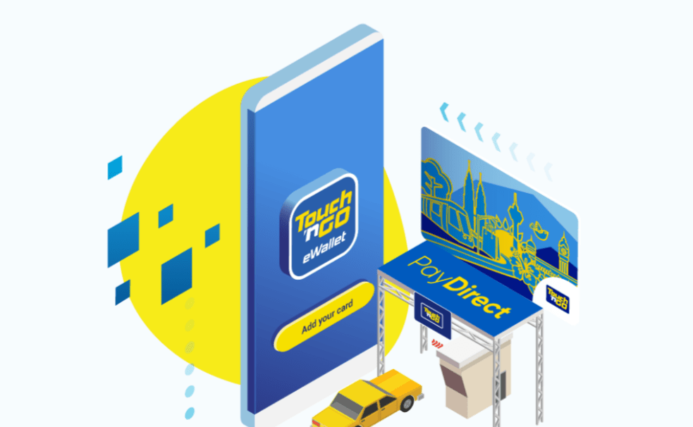 Get 20% Rebate At Tolls When You Pay With Touch 'N Go E-Wallet
