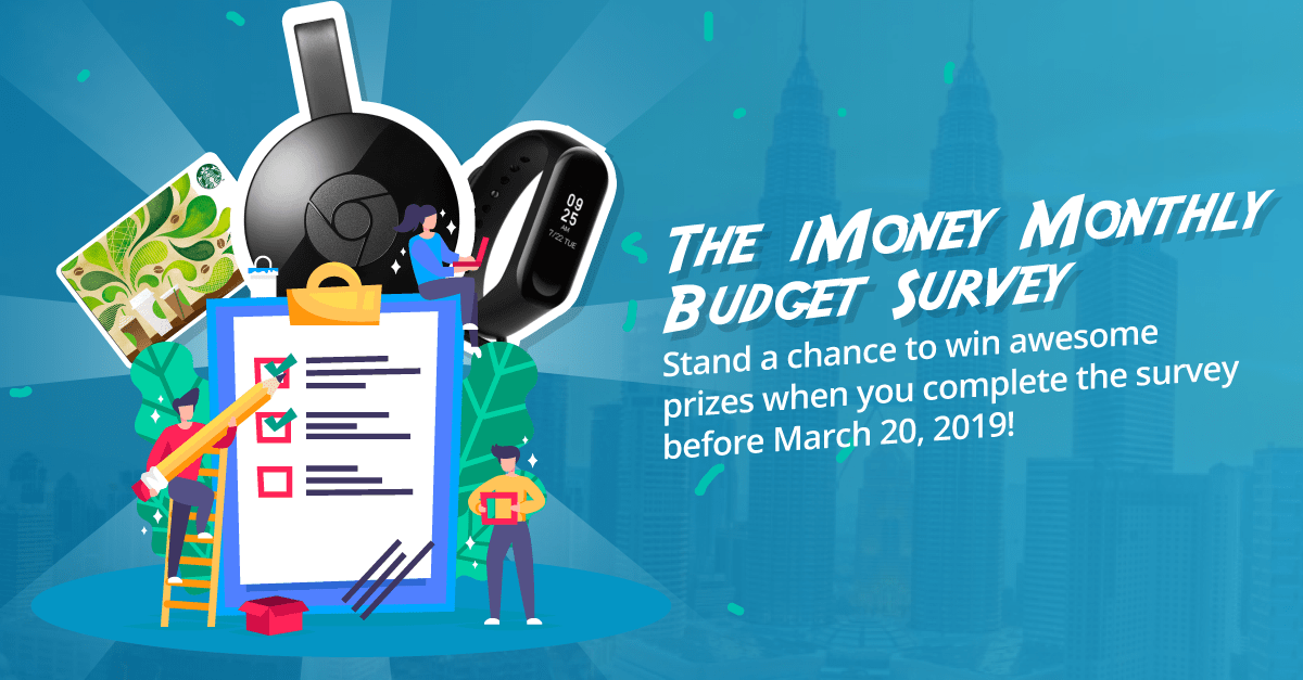 Tell Us What Your Monthly Budget Looks Like