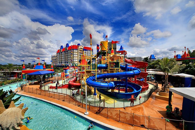 Legoland Owner Considers Selling Off Theme Park