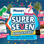 iMoney Super7 Giveaways