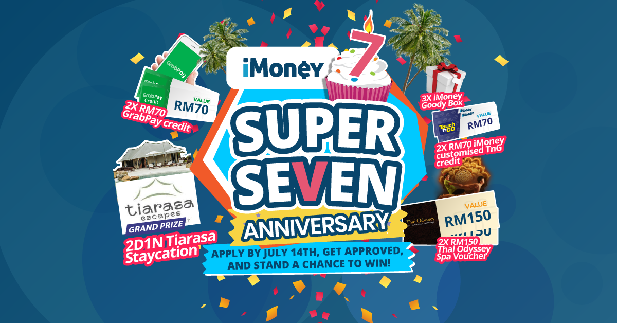 SuperSeven Anniversary Giveaway