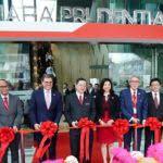 Menara Prudential official opening
