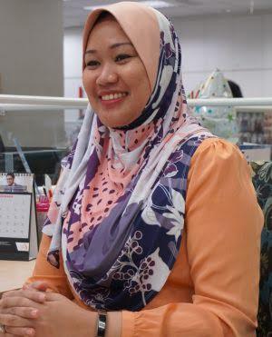 GE Takaful Asst VP Aida Yuhaniza