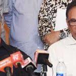 Mahathi. Anwar Pakatan Harapan government