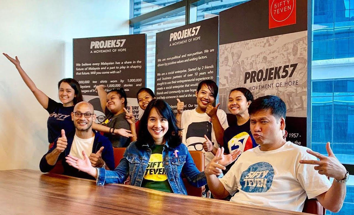 Making A Difference Through Social Entrepreneurship – An Interview With Projek57's Debbie Choa