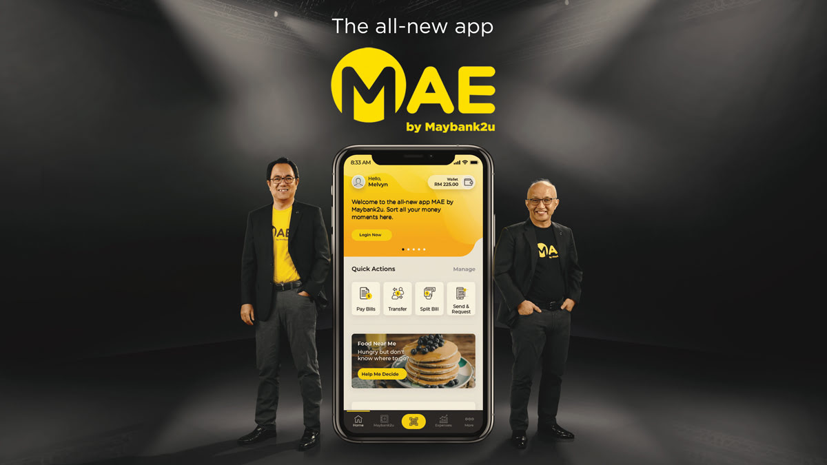 Maybank Launches MAE App And Physical Debit Card