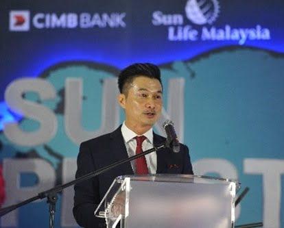 CEO & President of Sun Life Malaysia