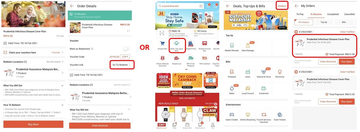 Prudential Shopee download 1