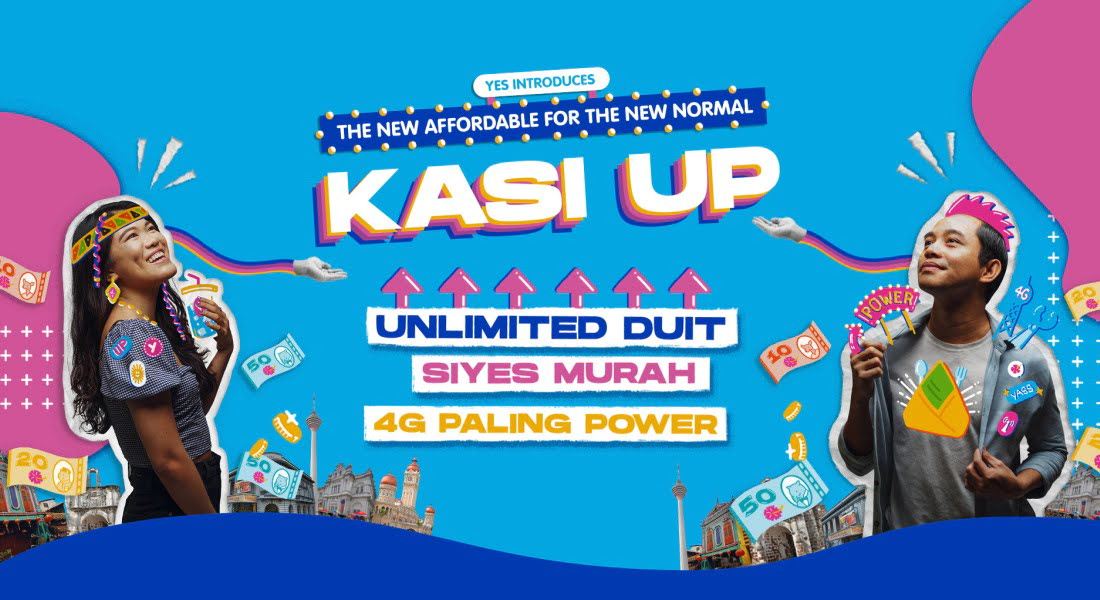 Here's How YES Kasi Up Compares With Maxis, Digi, Celcom And U Mobile