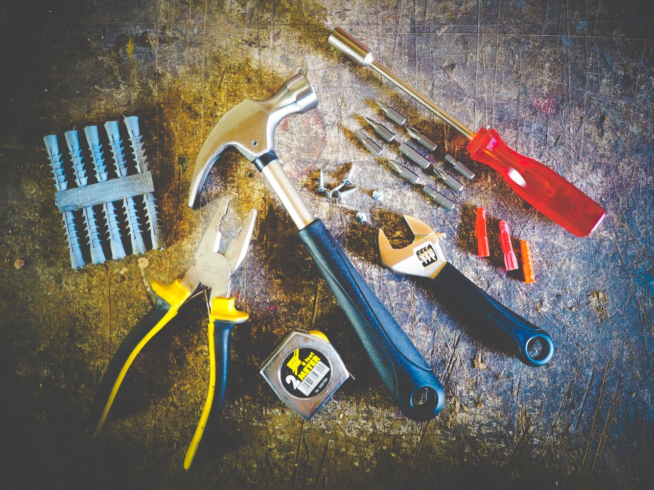 Here's What You Need In Your Financial Toolbox