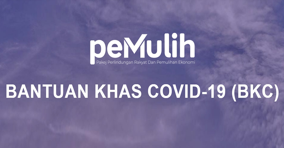Here Are The Financial Aid You May Be Eligible For Under PEMULIH