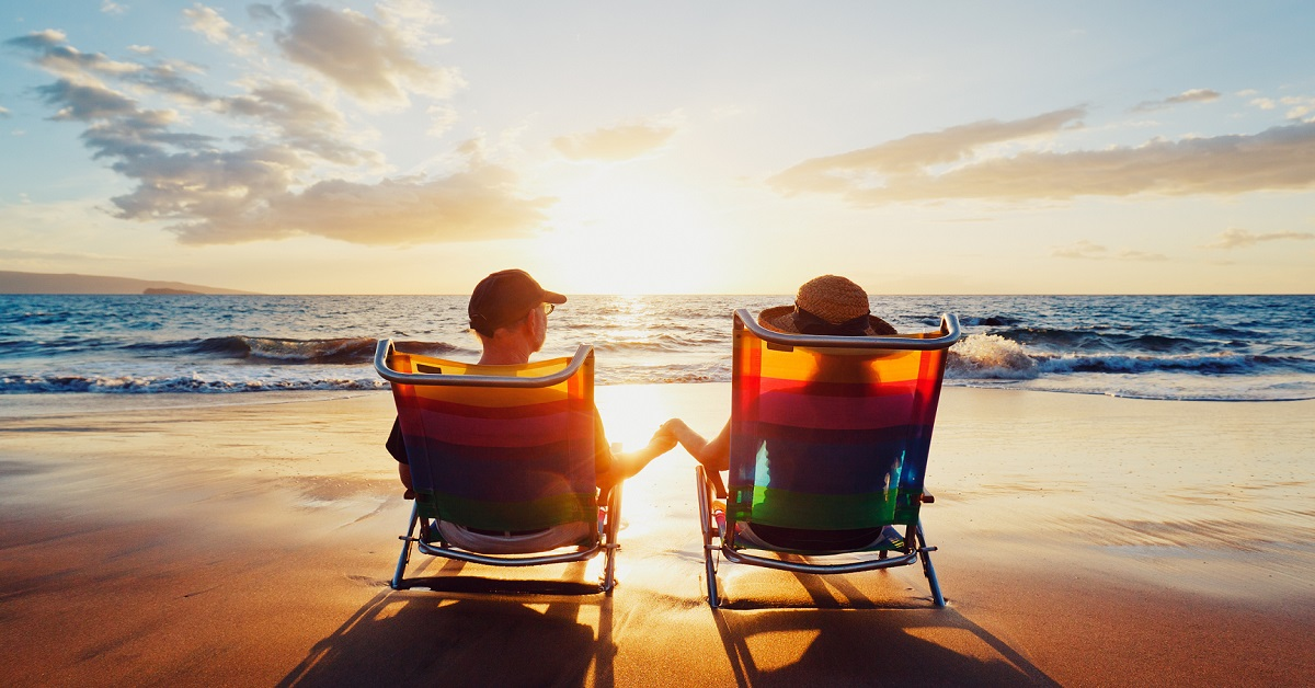 Stages to retirement planning