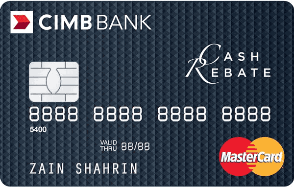 CIMB Cash Rebate Platinum