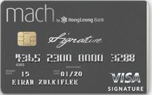 Mach-Signature