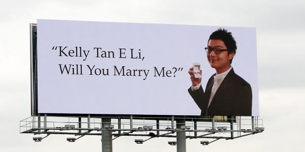 billboard proposal