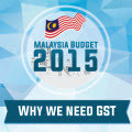 What is GST? – Malaysia 2015  [Infographic]