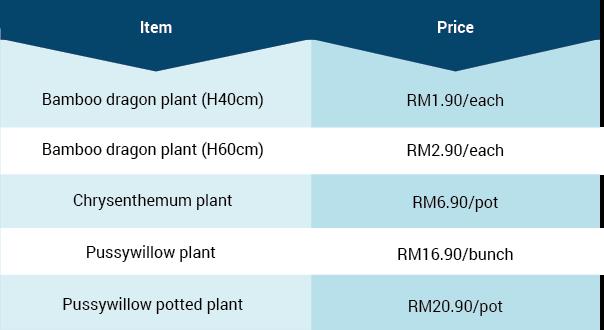 CNY table 2