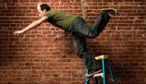 falling-off-ladder