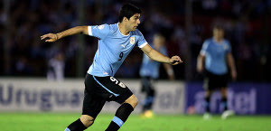 Uruguay v Jordan - FIFA World Cup Qualifiers