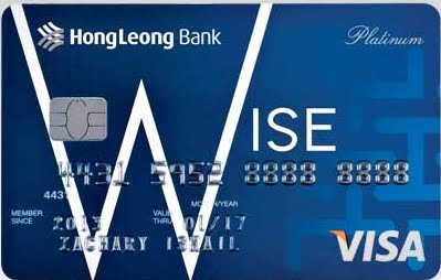 Hong Leong Wise Card