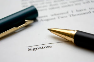 signing-agreement