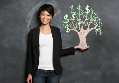 women money tree
